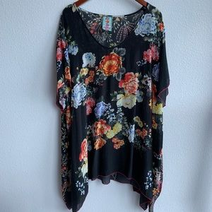 Johnny Was | Ziara Floral Tunic | 2X